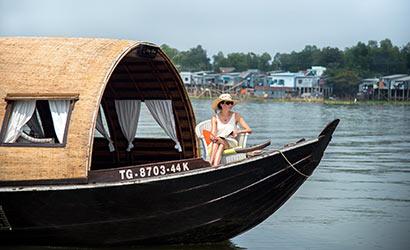 Séjour de luxe au Vietnam