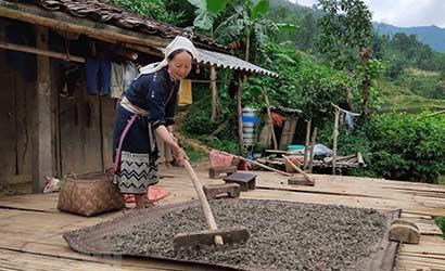 Tribus et montagnes du Nord Est Vietnam