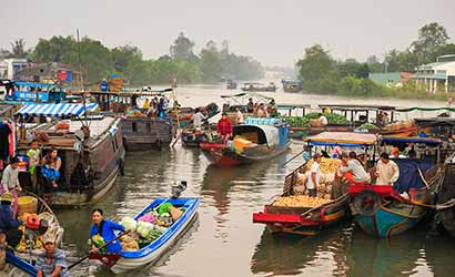 Circuit Vietnam Centre et Sud
