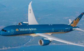Vol pour le Vietnam