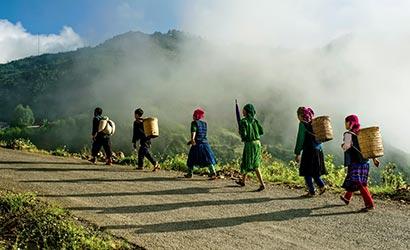 Aventure à Ha Giang – Nord vietnam