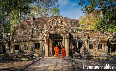 Cambodge panoramique