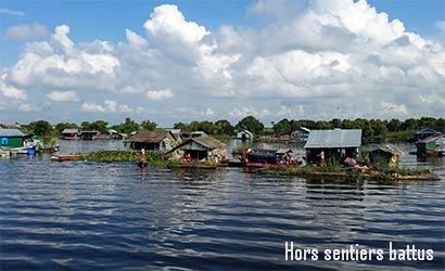 Le Cambodge chez l'habitant