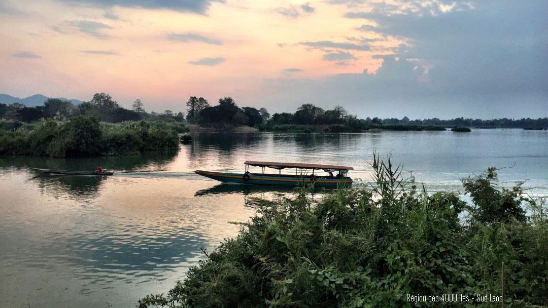 Région 4000 Iles Laos