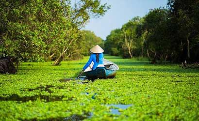 Circuit Sud Vietnam Cambodge - De Saigon à Siem Reap au fil de l'eau
