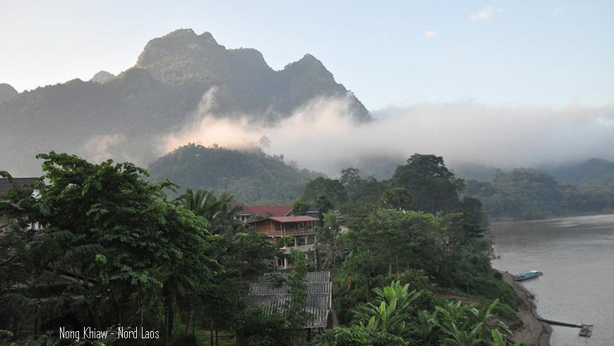 Nong Khiaw Nord Laos