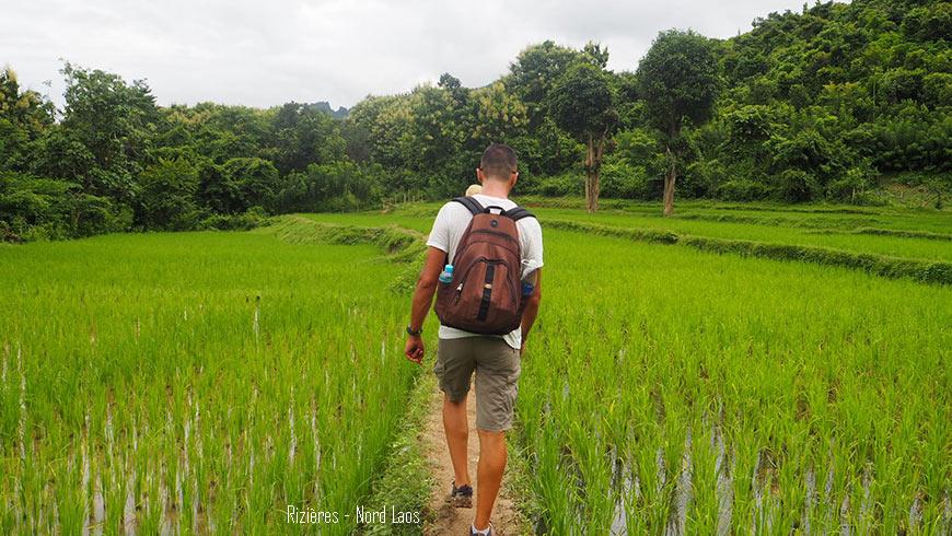 Randonnée Nord Laos