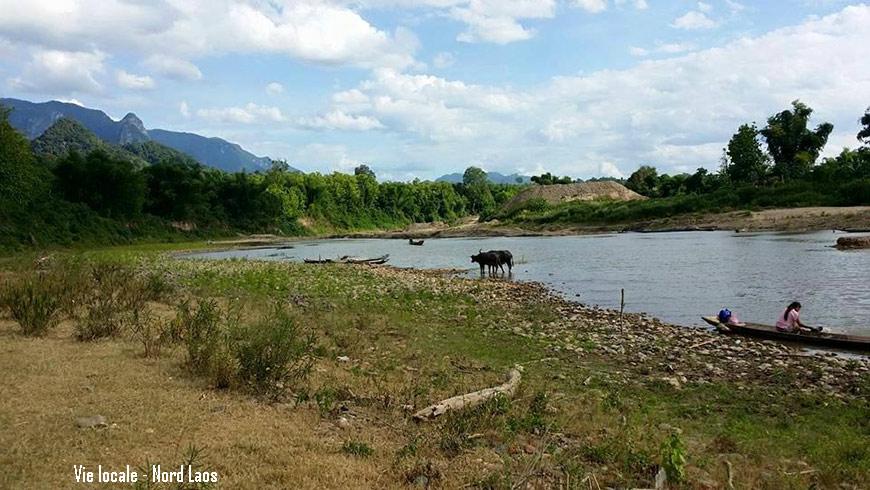 Paysage Nord Laos