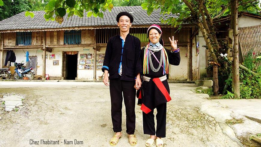 Village Nam Dam - Ha Giang