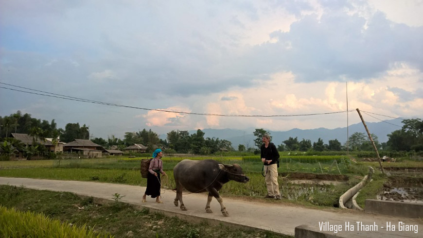 Village Ha Thanh – Ha Giang – Vietnam