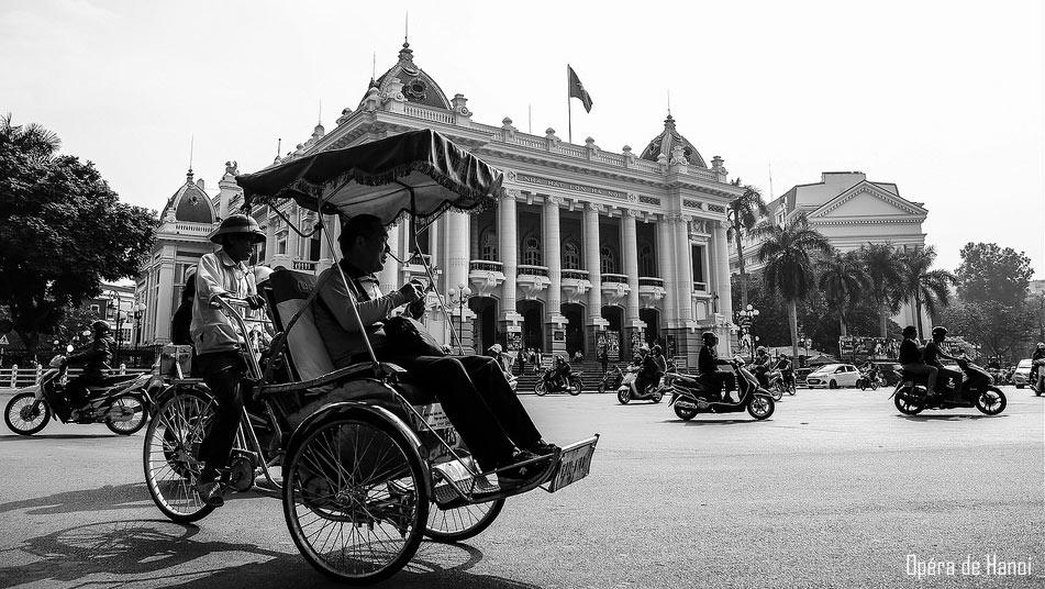 L'opéra de ville – Hanoi