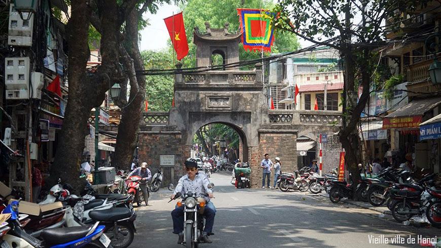 Vieille ville de Hanoi