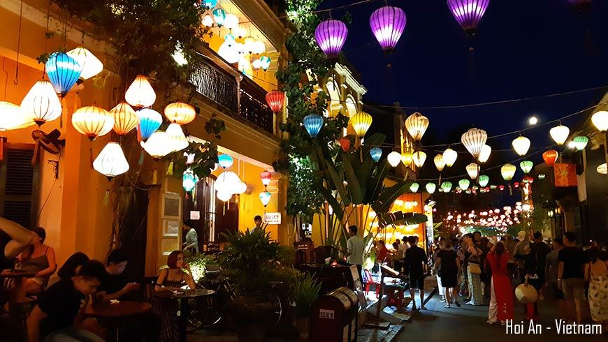 Ville de Hoi An aux milles lanternes