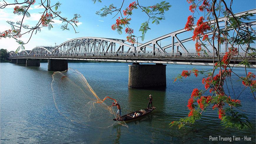 Pont Truong Tien – Hue