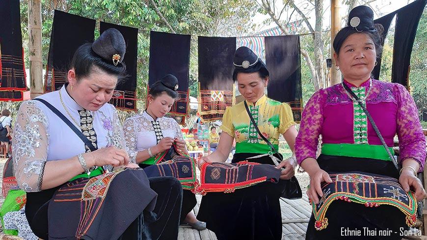 Ethnie Thai noir – Son La – Vietnam
