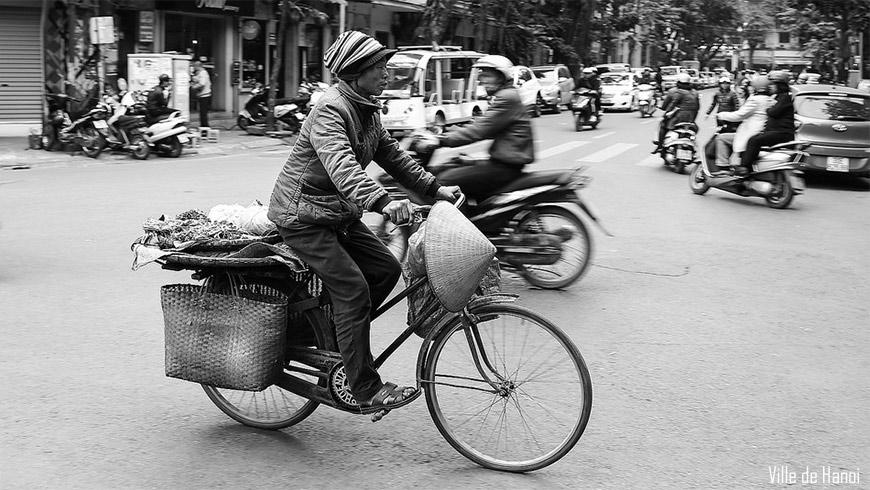 Vieille ville d'Hanoi
