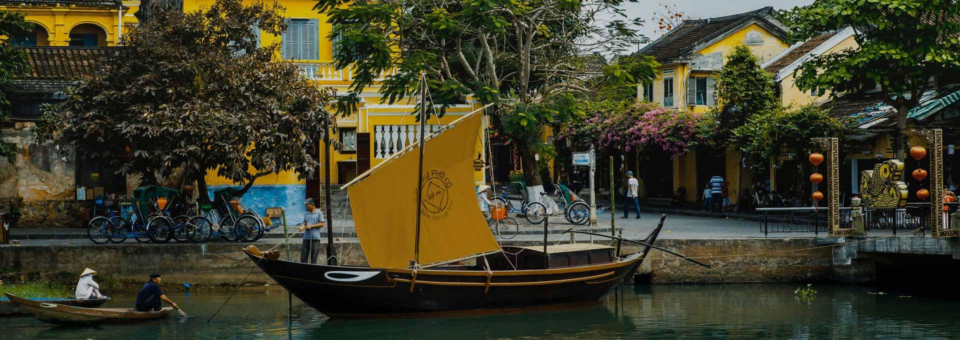 Agence de voyage au Vietnam - Au Fil Du Vietnam