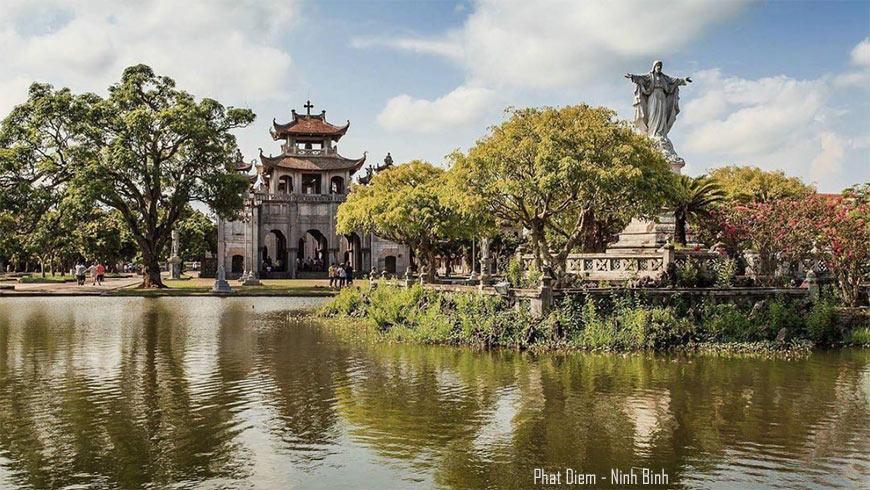 Cathédrale de Phat Diem – Ninh Binh