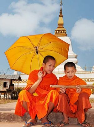 Circuits au Laos