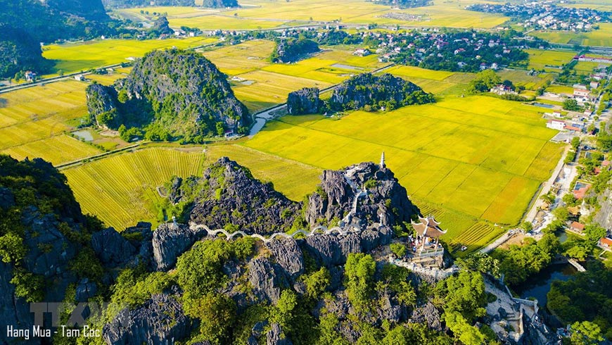 Grotte Hang Mua – Ninh Binh