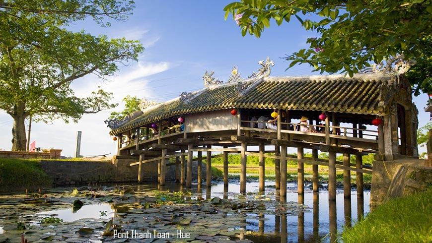 Pont Thanh Toan – Hue