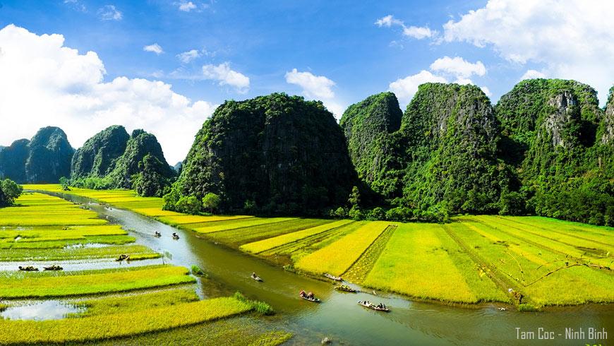 Tam Coc – Ninh Binh