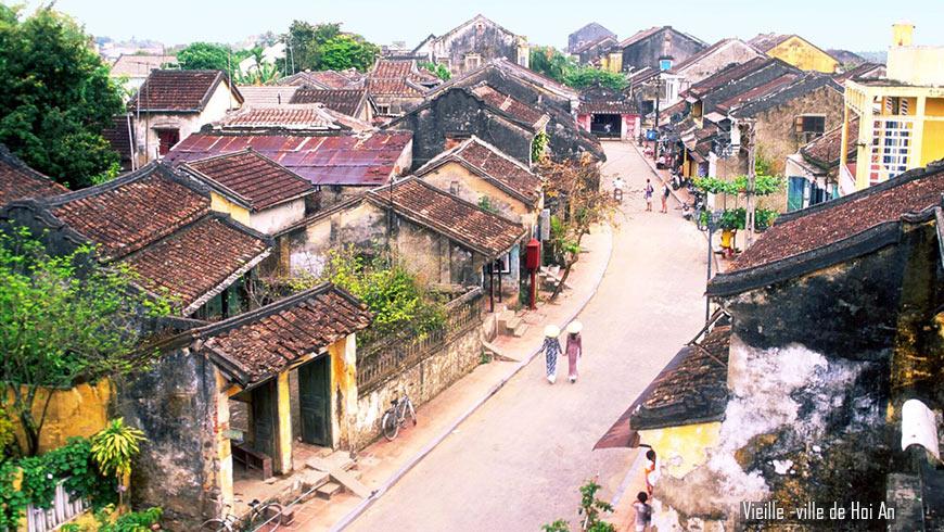 Vieux quartier de Hoi An