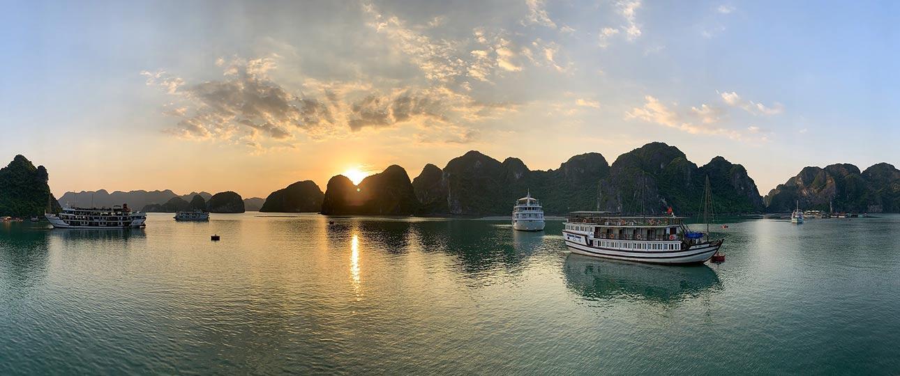 Agence de voyage francophone locale au vietnam 1290
