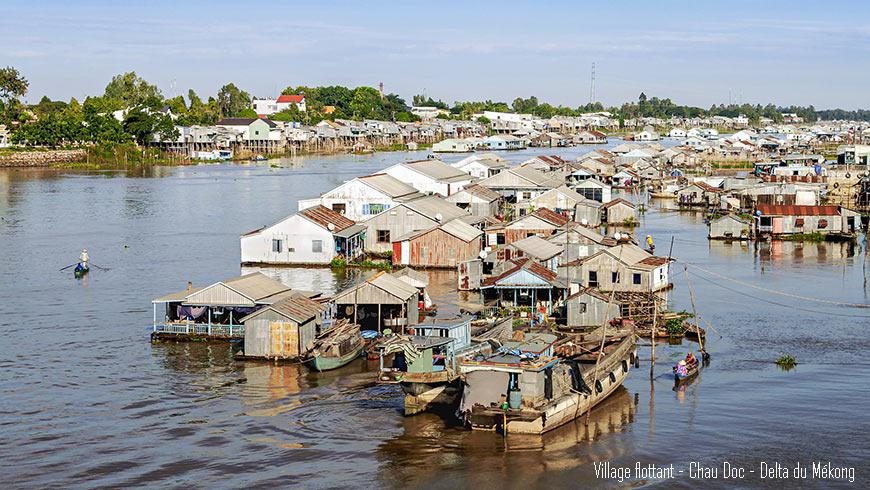 Chau Doc – Delta du Mékong