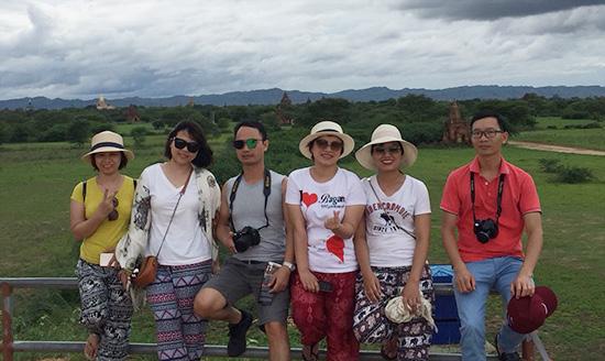 Equipe d'Au Fil Du Vietnam