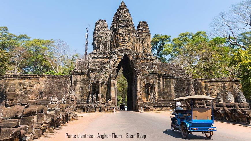 Temple d'Angkor Thom