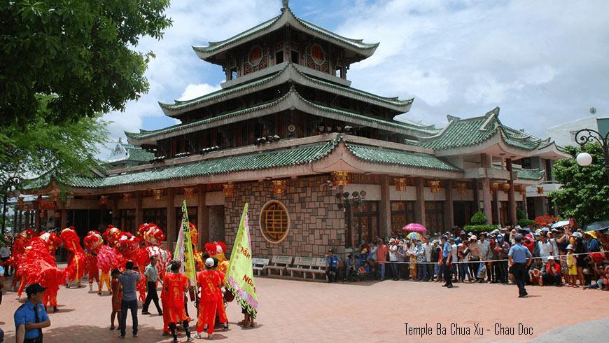 Temple Ba Chua Xu – Chau Doc