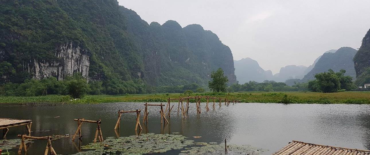 Que faire à Ninh Binh - La Baie d'Halong terrestre? Top 10 activités.